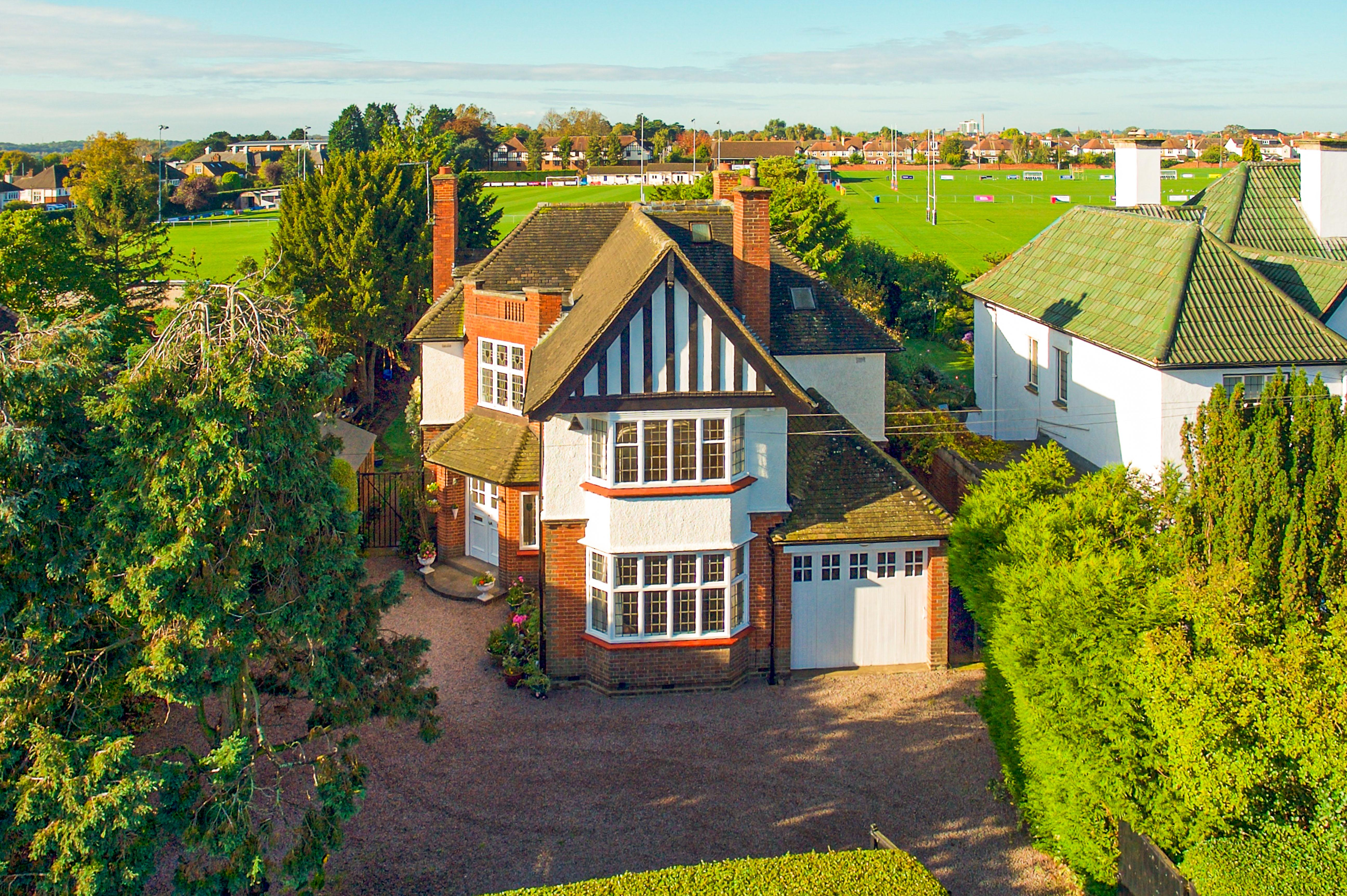 David Cosby Chartered Surveyors & Estate Agents - Southwood Northampton - Aerial Image 2 HIGH res