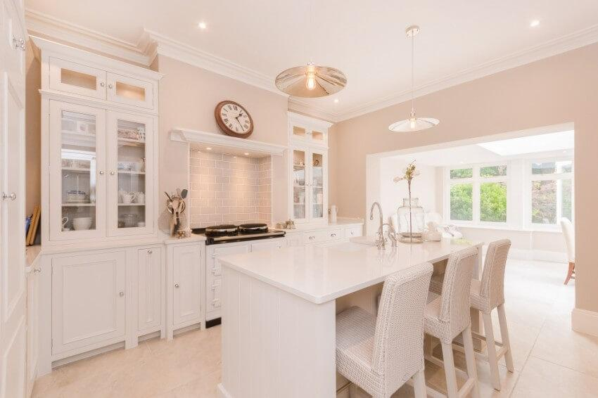 Architectural Work - Extensions and Alterations - The Chilterns, Kitchen