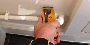David Cosby Chartered Surveyors & Estate Agents - DAMP IN BUILDINGS - PROTIMETER IMAGE - RISING DAMP