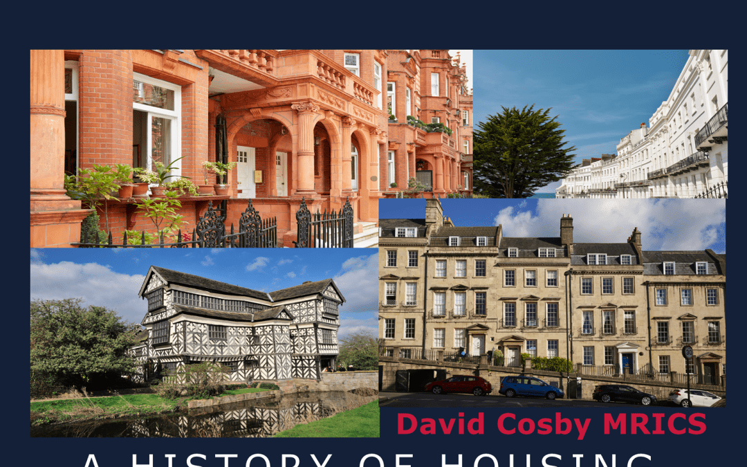 A History Housing Cover Page