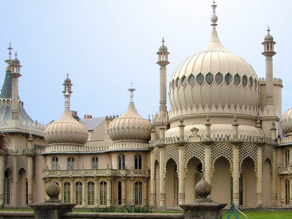 Regency Architecture - Brighton Royal Pavilon
