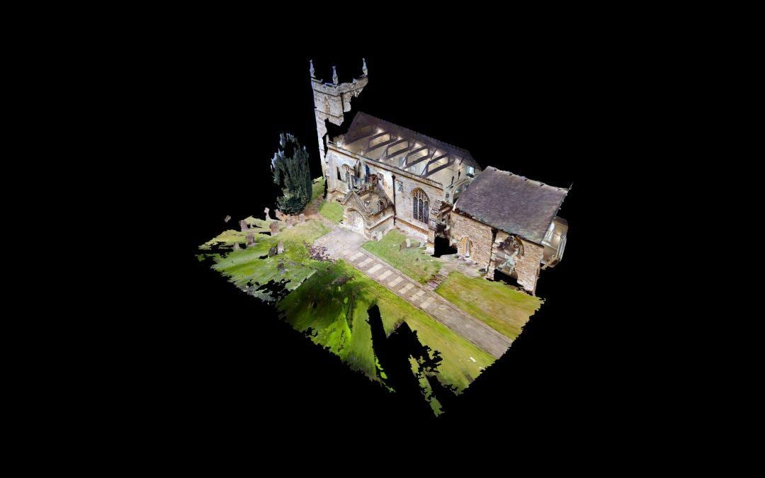 Farthingstone Church – 3D Walkthrough Tour