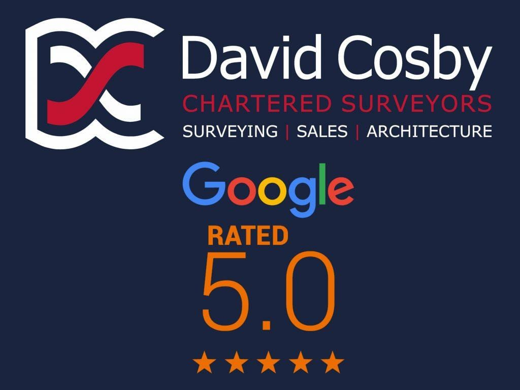 5 Star Rating image for David Cosby Estate Agents
