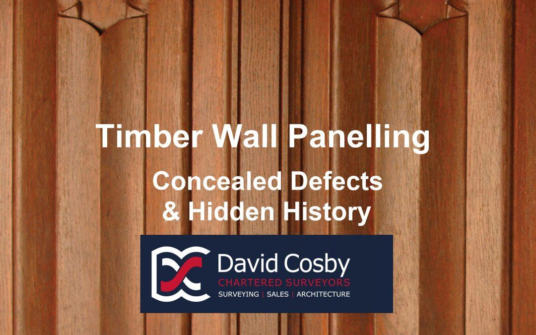 Timber Wall Panelling