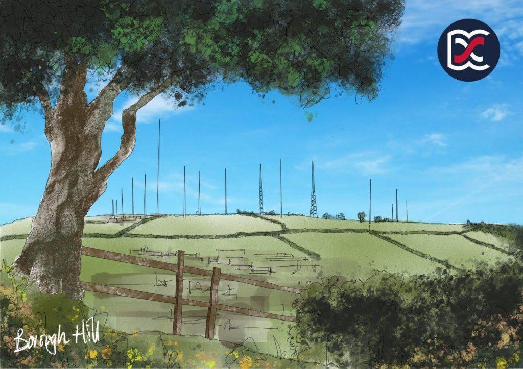 Borough Hill - Daventry