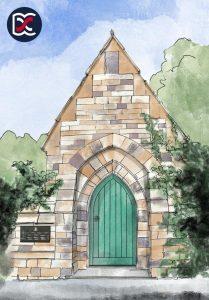 Northampton Castle Gate