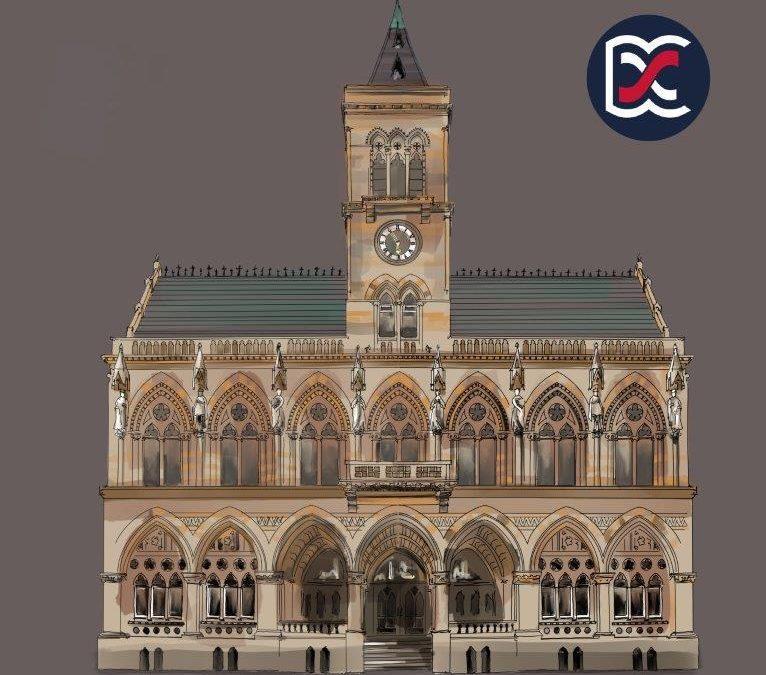 A Little History of Northampton