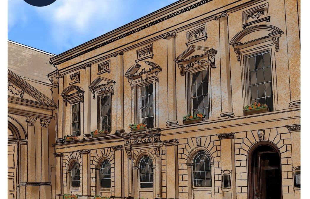 COUNTY HALL – Northampton's Forgotten Historic Buildings