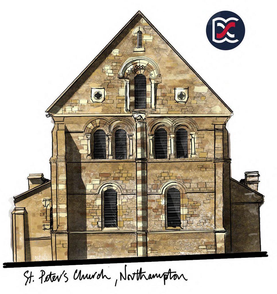 St. Peter's Church, Northampton