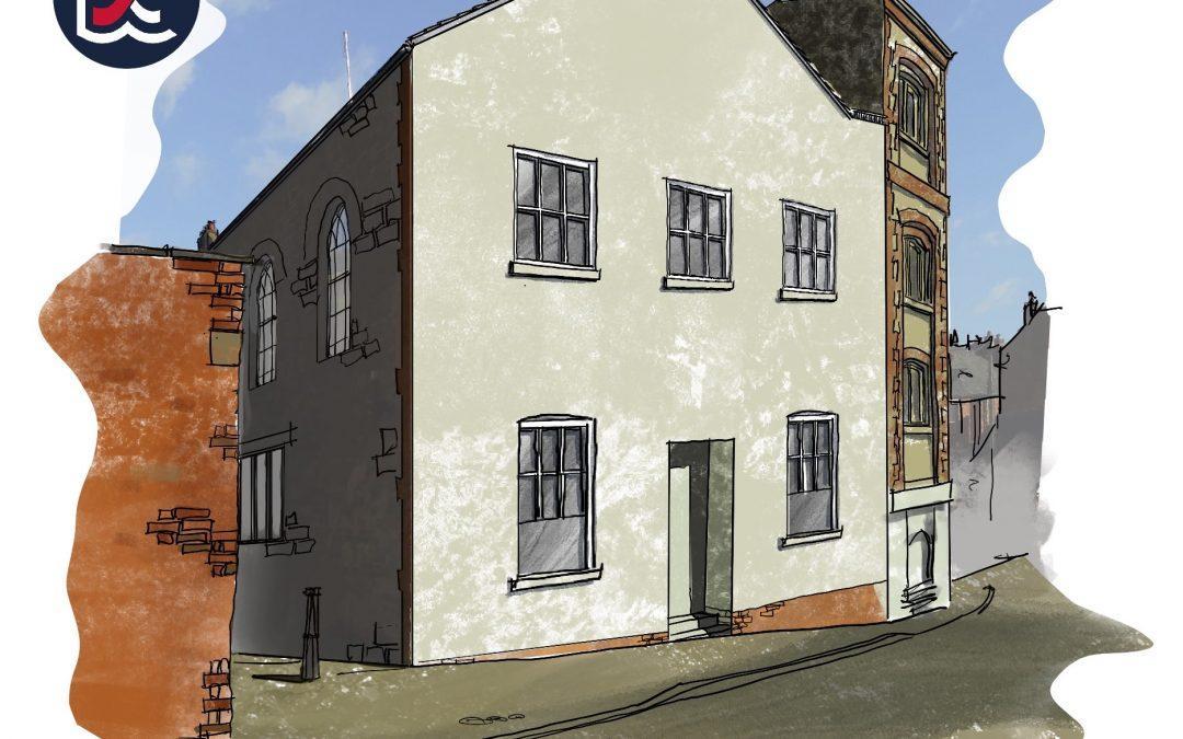 THE QUAKER MEETING HOUSE – Northampton's Forgotten Historic Buildings