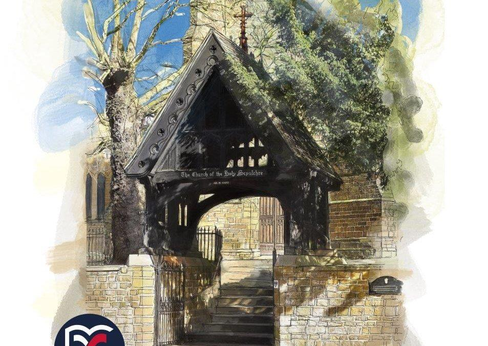 HOLY SEPULCHRE CHURCH – Northampton's Forgotten Historic Buildings