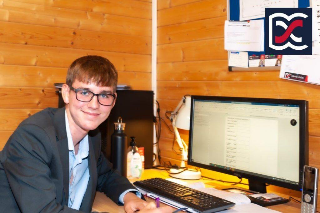 Work Experience at David Cosby