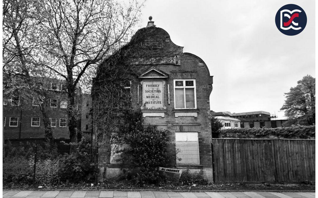 FRIENDLY SOCIETIES MEDICAL INSTITUTE – Northampton's Forgotten Historic Buildings