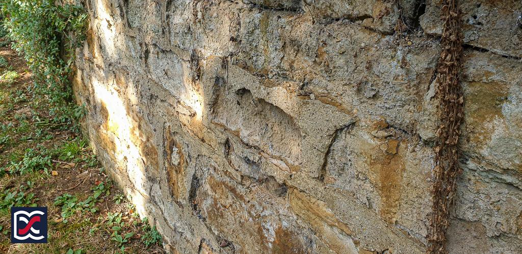 Northamptonshire Sandstone – Mortar Joints and Erosion