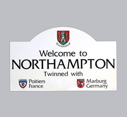 Northampton Street Names